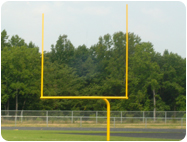 Athletic Goal Post Paints.